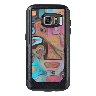 Funky Pastel Psychedelic OtterBox Samsung Galaxy S7 Case