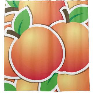 Funky peach