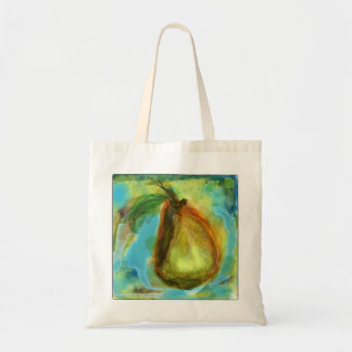 Funky Pear Shopping Bag