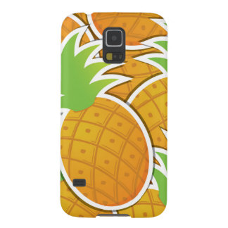 Funky pineapple galaxy s5 case
