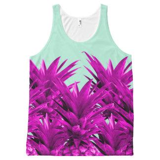 Funky Pineapples Tank Top