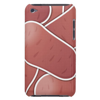 Funky pink potato iPod touch case
