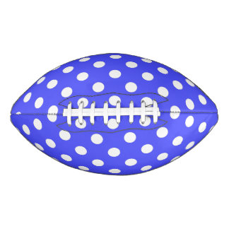 Funky Polka Dots 4André Football