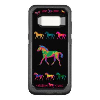 Funky Ponies WildHerdz Phone Case