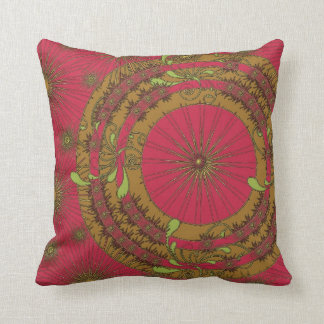 Funky PopArt Design Pillow