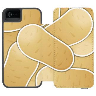 Funky potato incipio watson™ iPhone 5 wallet case