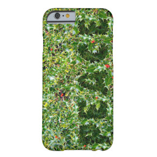 Funky Prickly Peace Holly iPhone 6/6s cover
