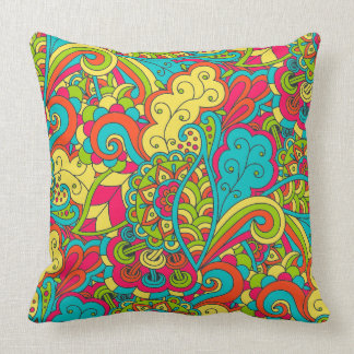 Funky Psychedelic 3 pillow