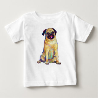 Funky Pug Baby T-Shirt