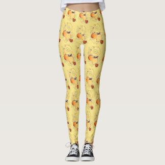 Funky Pumpkins Leggings