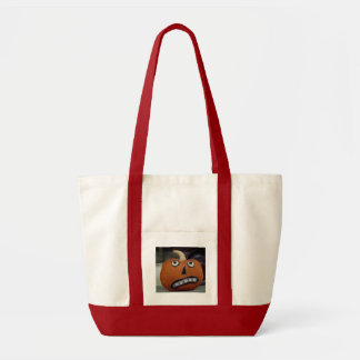 Funky Punky Halloween Tote
