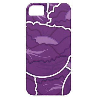 Funky purple cabbage case for the iPhone 5
