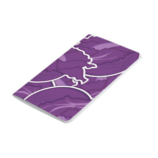 Funky purple cabbage journals