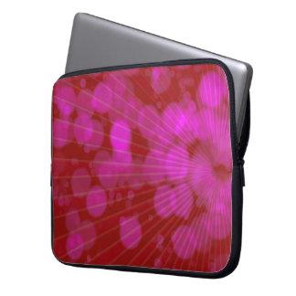 Funky Purple Laptop Sleeve