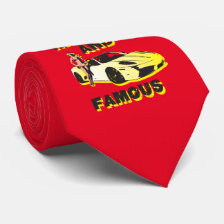 funky quotes young rich & famous tie