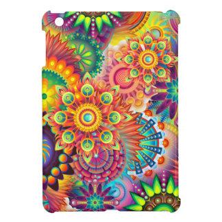 Funky Retro Pattern Abstract Bohemian iPad Mini Cases