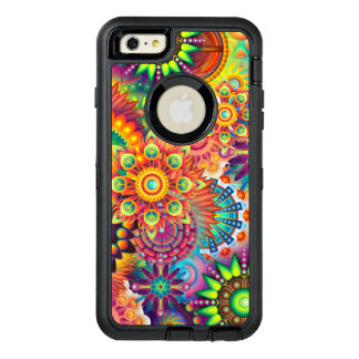 Funky Retro Pattern Abstract Bohemian OtterBox iPhone 6/6s Plus Case