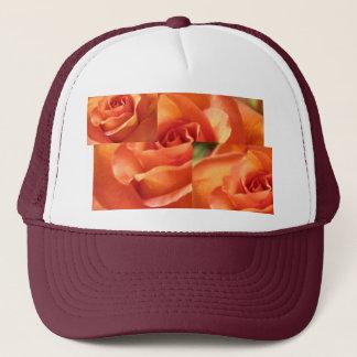 funky rose hat