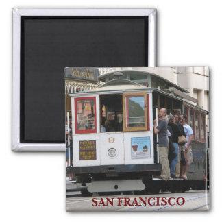 Funky San Francisco Magnet! Magnet