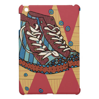 funky shoes iPad mini covers