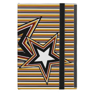 Funky Star and Stripes Cover For iPad Mini
