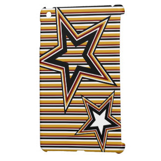 Funky Star and Stripes iPad Mini Cases