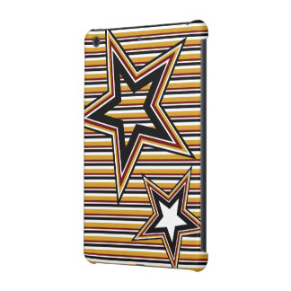 Funky Star and Stripes iPad Mini Cover
