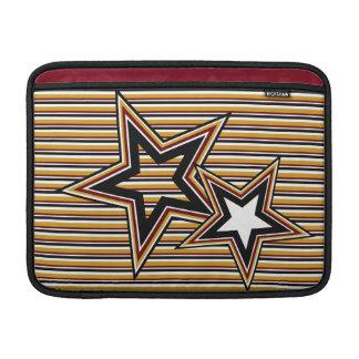 Funky Star and Stripes MacBook Air Sleeves