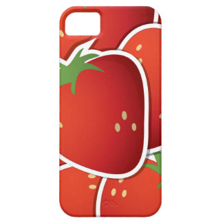 Funky strawberries iPhone 5 covers