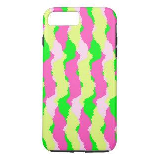 Funky Stripes 2011 iPhone 7 Plus Case