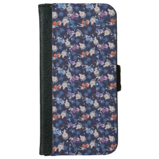 funky talking rats iPhone 6/6s Wallet Case