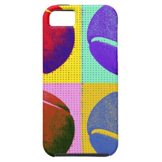 Funky Tennis Balls Case For The iPhone 5