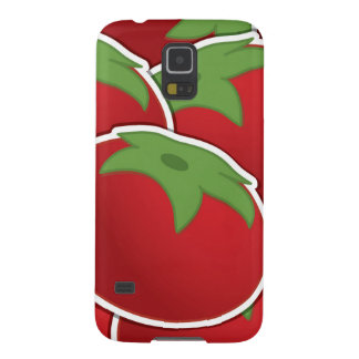 Funky tomato galaxy s5 cases