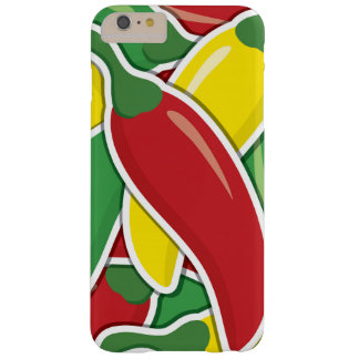 Funky traffic light chilli peppers barely there iPhone 6 plus case
