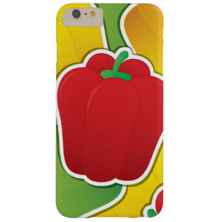 Funky traffic light peppers barely there iPhone 6 plus case