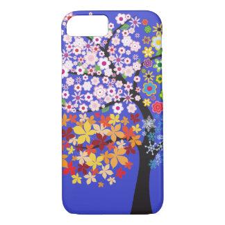 Funky Tree iPhone 7 Case