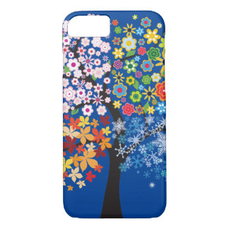 Funky Tree iPhone 8/7 Case
