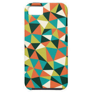 Funky Triangles iPhone 5 case
