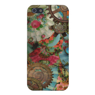 Funky Victorian Brass iPhone 4 iPhone 5 Covers