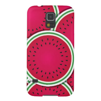 Funky watermelon slices cases for galaxy s5