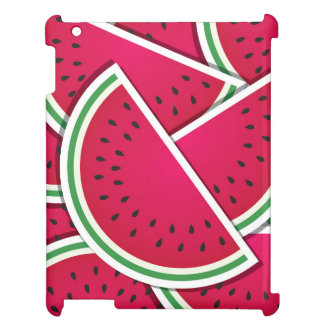 Funky watermelon wedges cover for the iPad 2 3 4