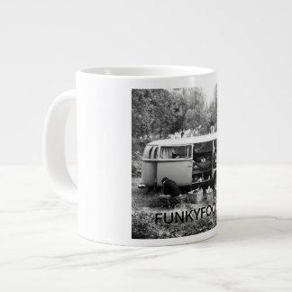 Funkyfoodies Large coffee mug