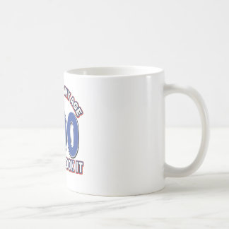 Funny 100 year old designs coffee mug