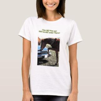 Funny 300 Horse Car T-Shirt