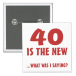 Funny 40th Birthday Gag Gifts