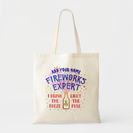 Funny 4th of July Independence Fireworks Expert V2