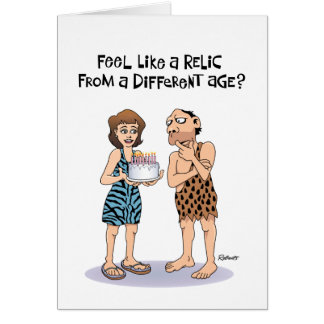 Funny 50th Birthday Card for Men
