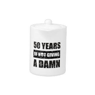Funny 50th year birthday gift