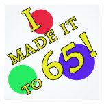 Funny 65th Birthday Gag Gifts