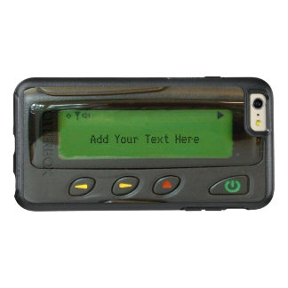 Funny 90s Old School Pager Impressive Look OtterBox iPhone 6/6s Plus Case